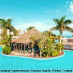 SunConnect Fuerteventura Princess - Poollandschaft - www.reisen-preiswert.de