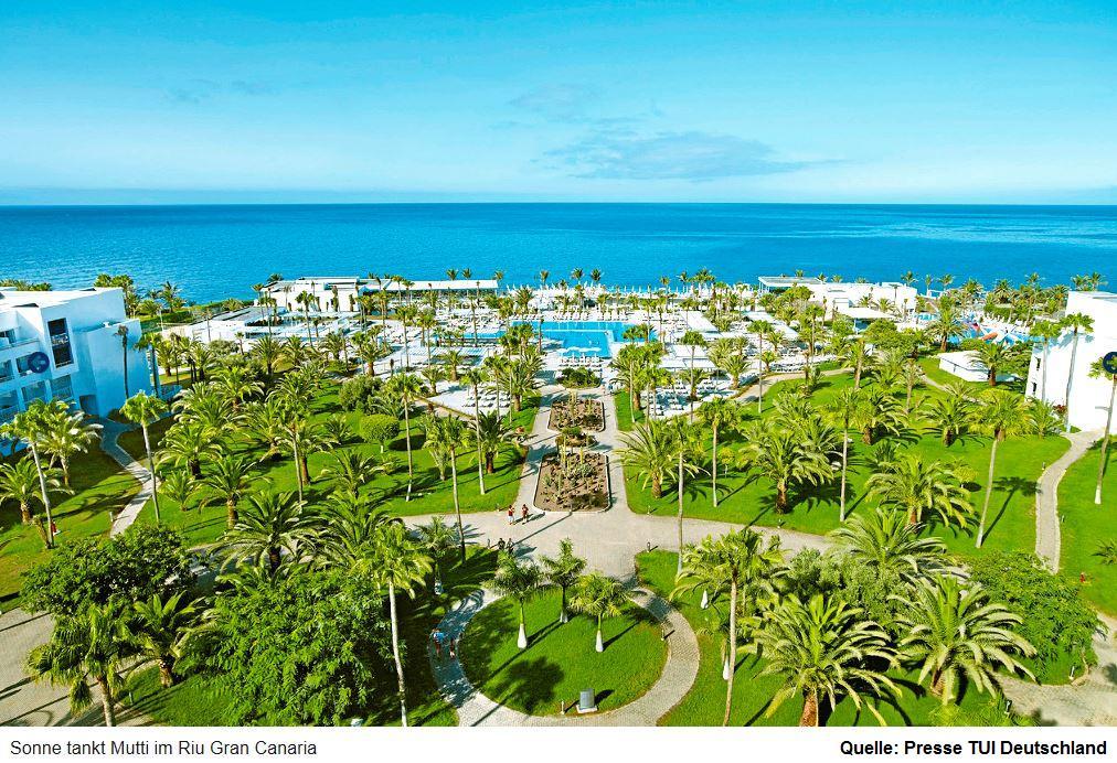 Hotel Riu Gran Canaria - Spanien