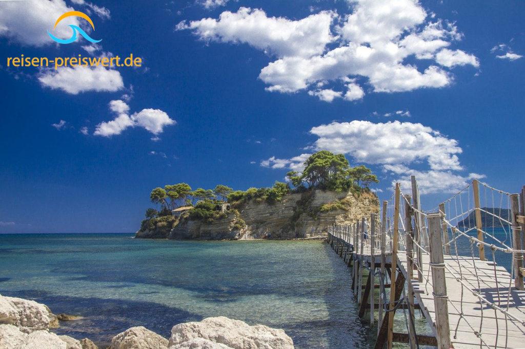 Insel Zakynthos in Griechenland