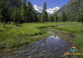 Nationalpark Gran Paradiso in Italien – Alpen